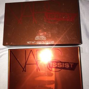 NARS Makeup - Nars  Narsissist Cheek filter Palette